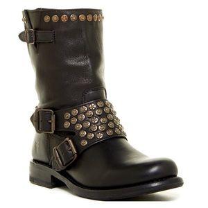 Frye Jenna Studded Short Boot